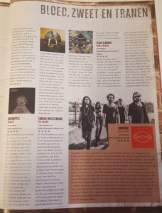 This is a Melody Maker review of album The Colony by Tamara Woestenburg